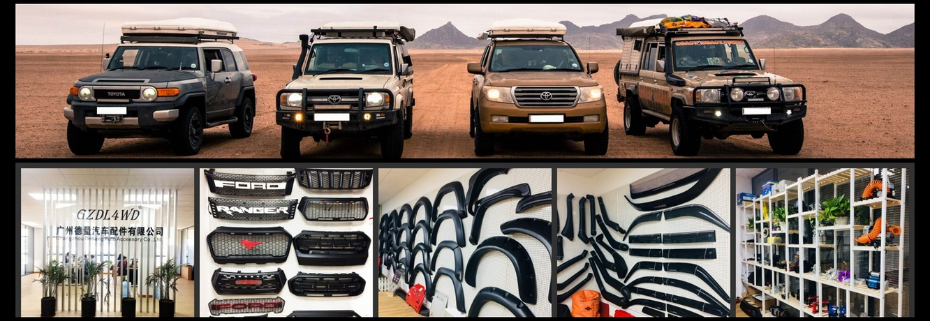 Front Grill Mesh, Wheel Arch Flares, 4x4 Snorkel Kit, 4x4 Wheel Arch Flares, Pickup Fender Flares, Off Road Fender Flares, Car Hood Scoop, Car Window Sun Visor, 4x4 Driving Lights, Promotion - Dl4wd.com