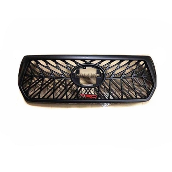 Netrual Packing TRD Front Grille For Toyota Hilux Revo Rocco 2018 2019 Rocco Grill