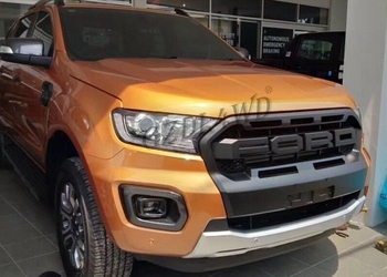 Ford Ranger PX3 Wildtrak Front Grill Mesh 2108 2019 With LED Lights