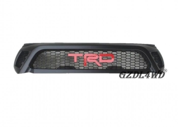 Pickup Truck Body Parts Front TRD Car Grill Mesh For Toyota Hilux Revo