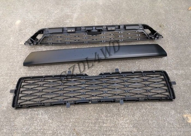 ABS Plastic TOYOTA 4Runner Front Grill Mesh TRD Style / 4x4 Aftermarket Parts
