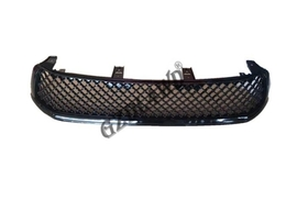 Black Chrome Front Grille For Toyota Hilux Revo 2015 2016 OEM / ODM