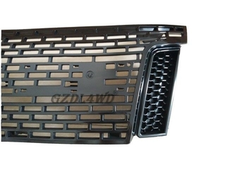 White / Red / Black Front Grill Mesh 4x4 For  Ranger T6 2012 Onwards
