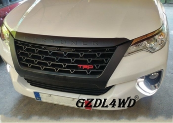 Toyota Tundra Trd Grill Auto Body Parts , Toyota Fortuner Matte Black Grill 2016