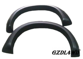 Pocket Style Wheel Arch Fender Flares For Toyota Hilux Vigo Duble Cab 05 - 11