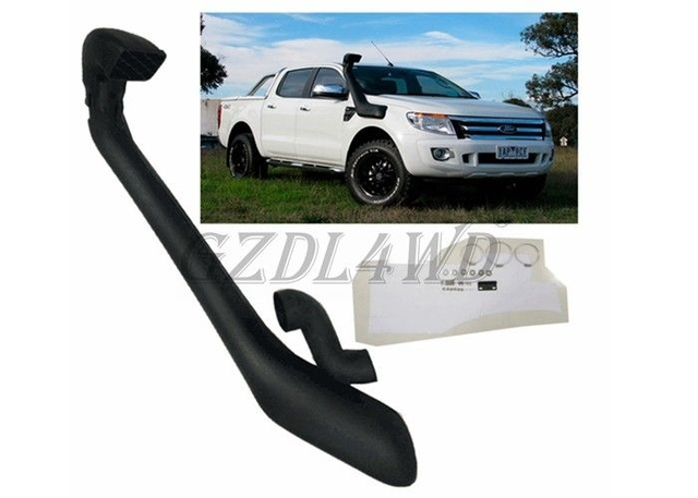 OEM 4x4 Snorkel Kit / Ford Ranger PX 2011-2016 Diesel P4AT 2.2 Litre -I4 / Diesel P5AT SS982h Air Intake Snorkel