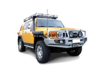 1 GRFE Off Road 4x4 Snorkel Kit Matte Surface Finish For Toyota FJ Cruiser Exterior