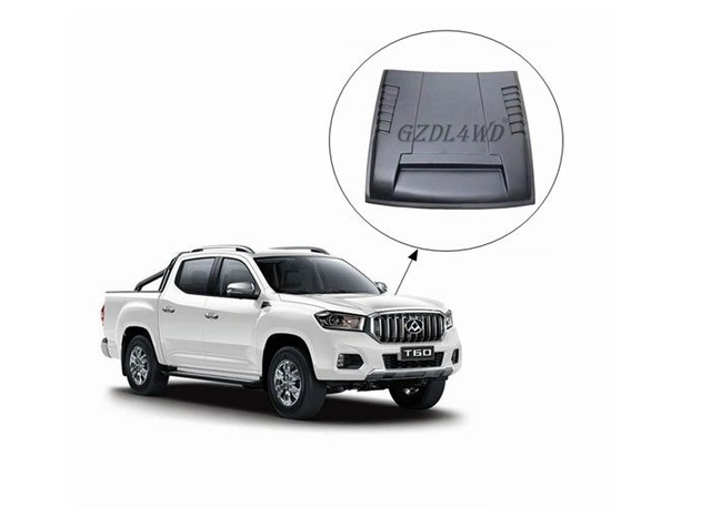LDV T60 Accessories Engine Hood Scoop Cover For Maxus T60 Dual Cab 2018