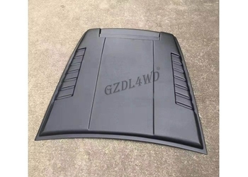 LDV T60 Accessories Engine Hood Scoop Cover For Maxus T60 Dual Cab 2018 - Dl4wd.com