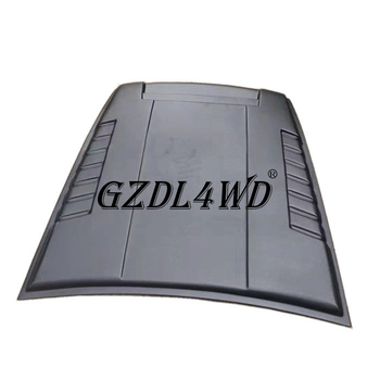 ABS Plastic Car Hood Scoop For LDV Maxus T60 Parts 2018 / Auto Bonnet Scoop - Dl4wd.com