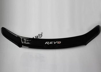 Toyota Hilux Revo Auto Body Parts Car Window Sun Visor , Bonnet Guard Protector